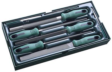 工具托组套-8件锉刀