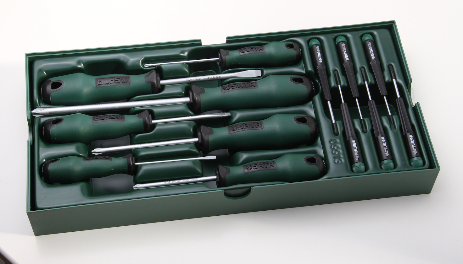 工具托组套-13件螺丝批