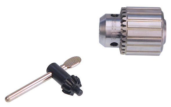1-13MM,工业级带扳手夹头,锥孔(B16)