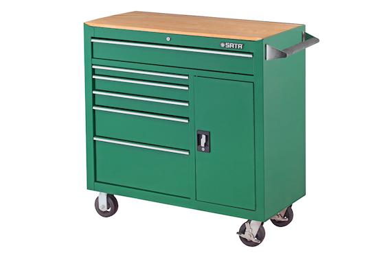 八抽屉柜型工具车1035x457x897MM 95109
