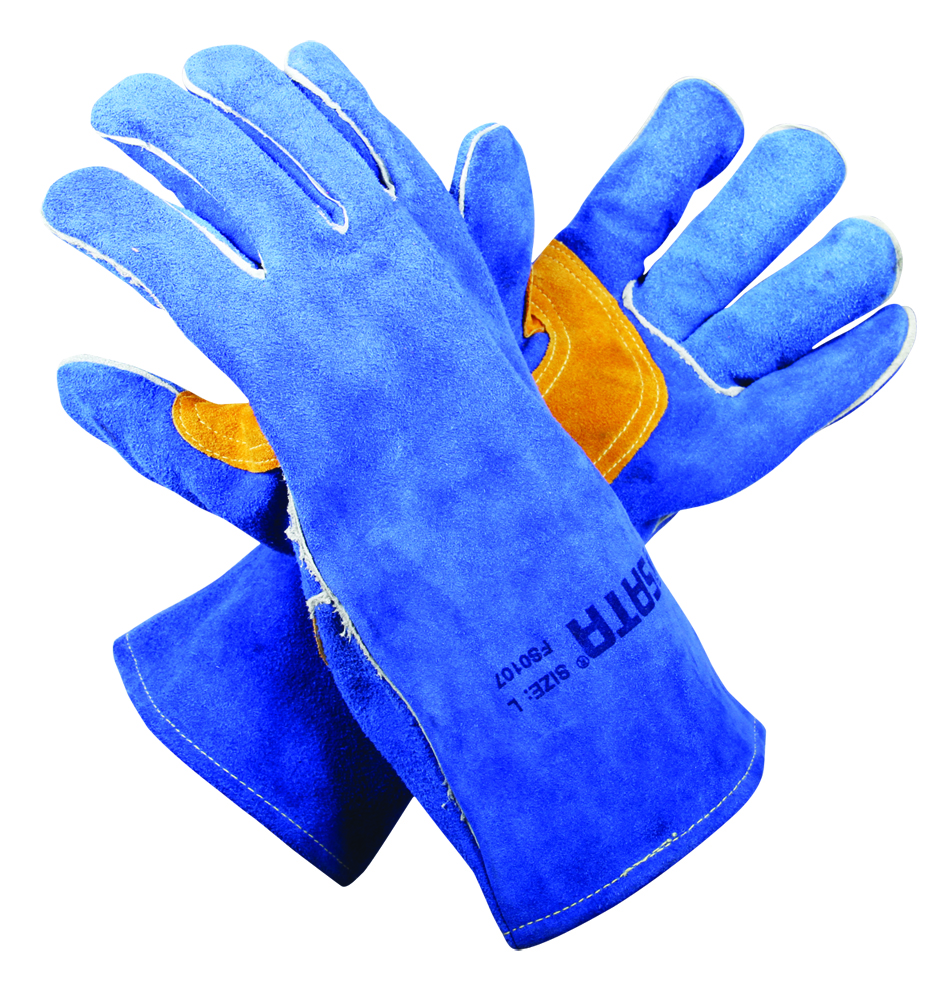 斜指焊接手套XL