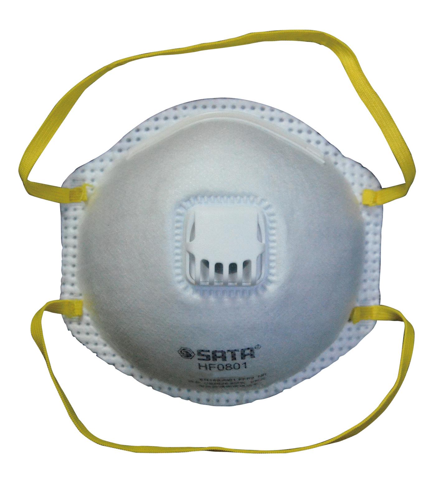 防油性颗粒物KN95杯型口罩