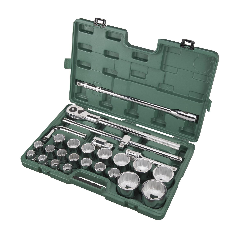 26件19MM&25MM系列重型套筒组套